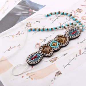 Fashion Designer Metal Rhinestone Crystal Beads Anklet Jewelry pictures & photos