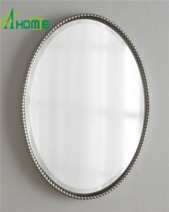 Specail Design Oval Shaped Decorative Wall Mirror pictures & photos