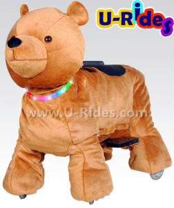 Big bear battery electric walking animal pictures & photos