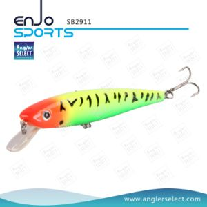 Stick Bait Top Water Tackle Fishing Lure with Vmc Treble Hooks (SB2911) pictures & photos
