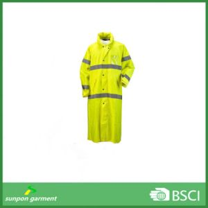 China Professional Protective Clothing Reflective 3m Raincoat pictures & photos