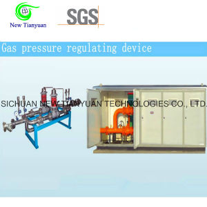 Non-Corrosive Gas Pressure Regulation Device, Pressure Regulating Equipment pictures & photos