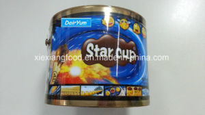 Star Cup with Biscuit and Chocolate pictures & photos