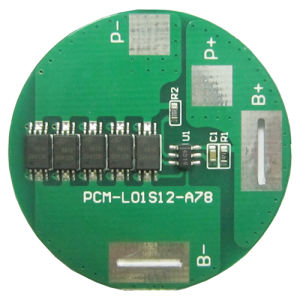 1s 12A 3.6V China Protection Circuit Module Battery BMS pictures & photos