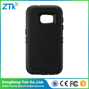Black Waterproof Cell Phone Case for Samsung S7 5.1inch pictures & photos