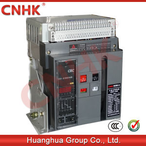 Dw45 Acb Intelligent Universal Air Circuit Breaker 2500A Merlin Gerin Acb pictures & photos