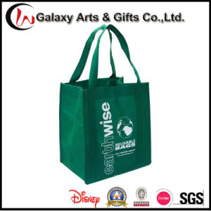 Thermal Transfer Screen Printing Non-Woven Reusable Bag for Shopping pictures & photos