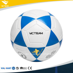 Leak-Proof Triangle Panels Custom Made Soccer Ball pictures & photos