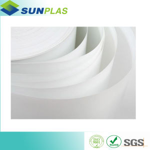 High Gloss PVC Rigid Sheet Roll for Printing and Package pictures & photos