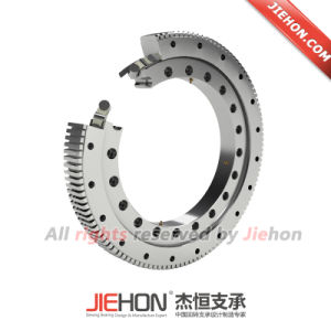 Crossed Roller Slewing Bearing with Cylinder pictures & photos