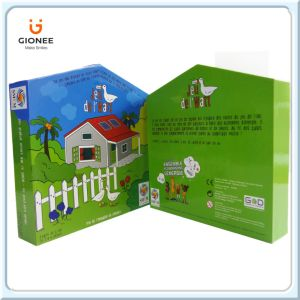 Hose-Like Custom Printed Cardboard Gift Box pictures & photos