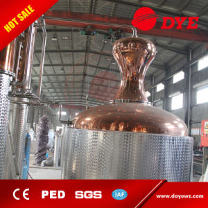 Ethanol Industrial Alcohol Steam Distilling Equipment of Price pictures & photos