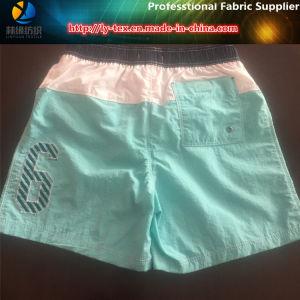 196t Nylon Taslon Fabric for Kid′s Beachwear (R0151) pictures & photos