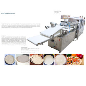 Pizza Production Line of Food Equipment