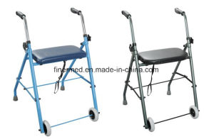 Portable Fold Commode Shower Chair pictures & photos