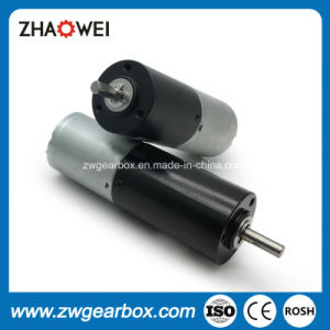 12V 24mm Brushless DC Motor Reducer Gearbox pictures & photos