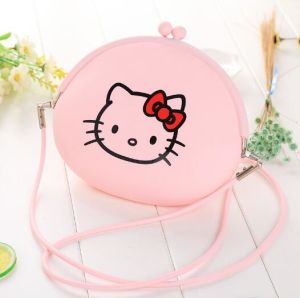 Beautiful Carton Silicone Bag Convenient Silicone Bag pictures & photos