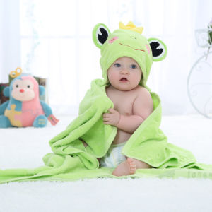Baby / Children Cotton Bath Towel / Wrap / Blanket pictures & photos