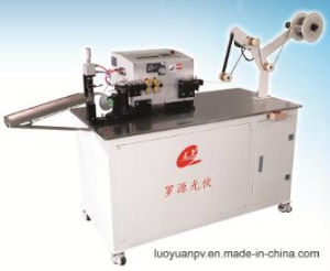 PV Ribbon (bus-bar) Right-Angle Bending and Cutting Machine (LY-ZWCQ-L)