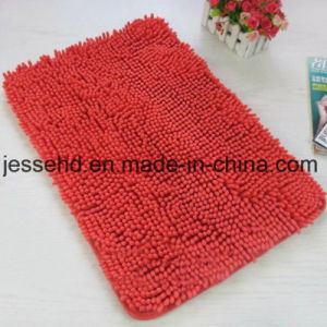 Microfiber Chenille Indoor Deodorize Carpet Floor Mat pictures & photos