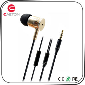 High Quality Headset in-Ear Earphone Mobile Phone Earphone pictures & photos
