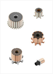 Hooks Commutator for Micro Motor Parts with Auto Spare Part (42 Hooks ID 15.875mm OD 34.7mm) pictures & photos