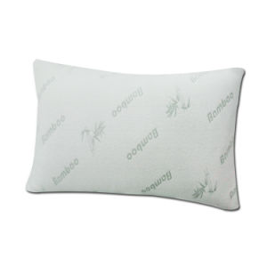 Wholesale Queen Standard Size Shredded Memory Foam Bamboo Pillow pictures & photos