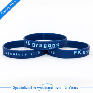 Promotional Soft Enamel Silicone Watch pictures & photos