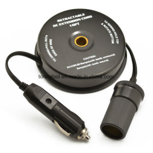 12V Retractable Power Socket with LED Indicator  pictures & photos