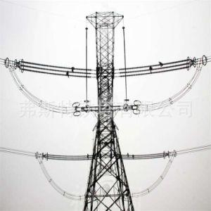 Electric Transmission Line Steel Tower, 220kv Terminal Transmission Line Tower pictures & photos