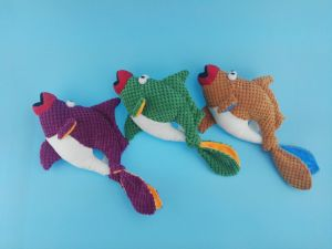 Lovely Fish Toy for Pets Play pictures & photos