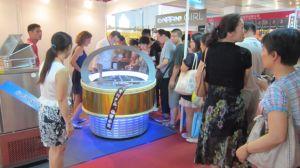 Italian Ice Cream Gelato Display Case /Gelateria Equipment Machines pictures & photos