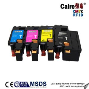 Compatible Color High Yield Toner Cartridge for Use in DELL C1760nw pictures & photos
