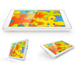 7 Inch Android Dual-Band 5g WiFi Tablet PC with 2g+8g
