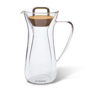 Double Wall Pour Over Coffee Maker pictures & photos