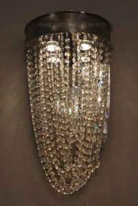 Luxury Crystal Decorative Wall Lamp for Indoor Use pictures & photos