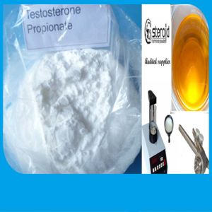 Testosterone Anabolic Steroid Testosterone Propionate / Test Prop for Bodybuilding CAS 57-85-2 pictures & photos
