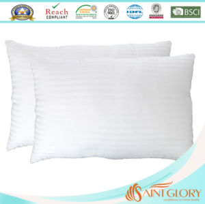 Hollowfiber Filling Dobby Cover Pillow pictures & photos