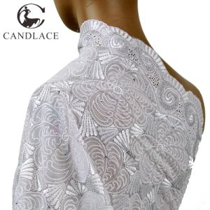 Candlace Textiles African Voile Lace pictures & photos