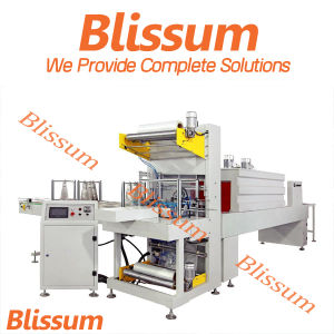 PE Film Shrink-Wrapping Packing Machine pictures & photos