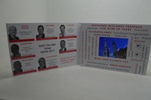 Hot Sale 3′′ips Screen Video Brochure pictures & photos
