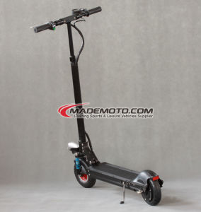 Most Populasr Portable E-Scooter with Full Aluminum Vehicle Frame pictures & photos