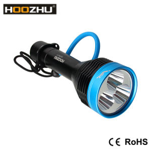 New 3000lm CREE Xm-L U2 LED T6 LED Waterproof Underwater Scuba Dive Diving Flashlight Diver Light Torch Lamp for Diving