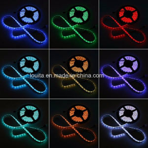 Ce Approved 60LEDs/M SMD5630 LED Strip Lighting pictures & photos