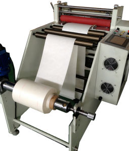 Automatic Fast Speed Paper Roll Cutting Machine pictures & photos