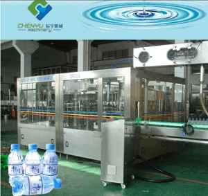 Water Filling Machine Water Filling Plant Water Production Line pictures & photos