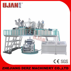 Five Layers PP Film Blowing Machine (YJ-SJ5L1000) pictures & photos
