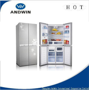 China Multiple Door Refrigerator 388L pictures & photos