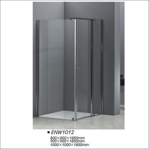 Tempered Glass Square Shower Screen pictures & photos