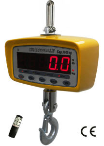 Crane Scale Digital Hanging Scale pictures & photos